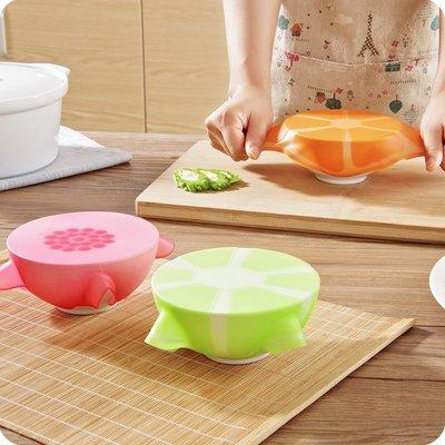【嚴選SHOP】水果造型矽膠保鮮膜 可...