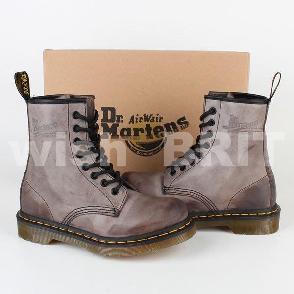 【~希望~完美馬汀】Dr.Martens 1460 八孔 ~七天鑑賞免運~ 復古 油蠟 棕色 馬汀靴 男女鞋