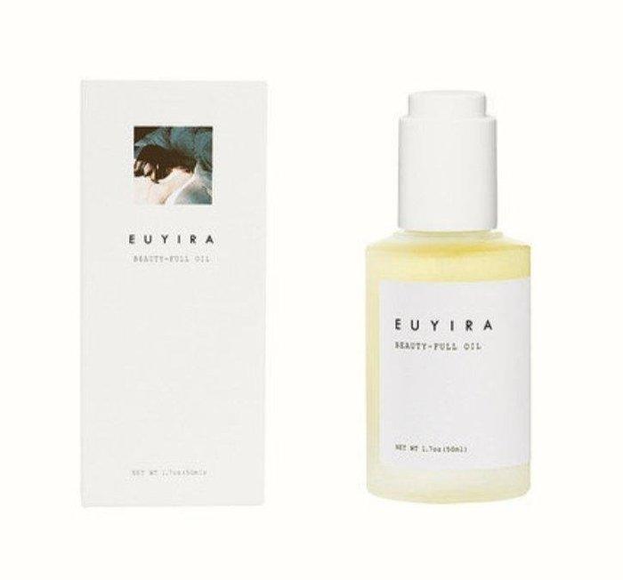 EUYIRA beauty full oil 全面美顏植物精華油50ml預購中