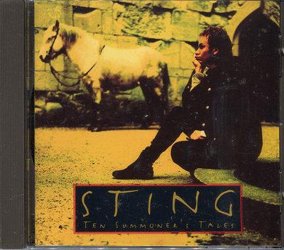 【嘟嘟音樂坊】史汀 Sting - 十個故事 The Summoner Tales