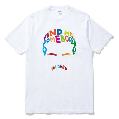 Freddie Mercury - Somebody to love 短袖T恤 白色 Queen皇后樂團歌劇民謠藝術搖滾