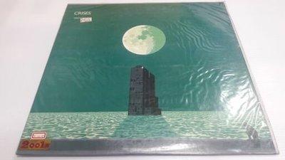 二手珍藏黑膠唱片 CRISES危機 / MIKE OLDFIELD麥克·歐菲爾德