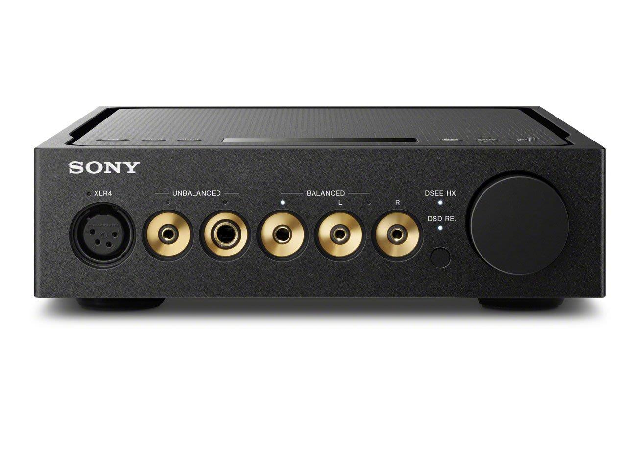 SONY TA-ZH1ES 旗艦 Hi-Res 耳機擴大機 USB DAC PCM DSD
