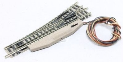 傑仲 博蘭 FLEISCHMANN 鐵軌零件 Standard right-hand 111mm 9180 N