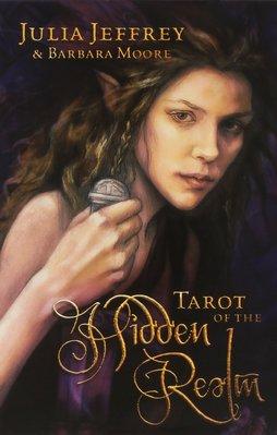 【預馨緣塔羅鋪】現貨正版隱藏國度塔羅 Tarot of the Hidden Realms(豪華套裝版)(大盒)