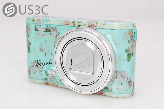 【US3C】公司貨 卡西歐 Casio EX-ZR5000 數位相機 自拍 美肌 美顏 1210萬畫素 二手相機