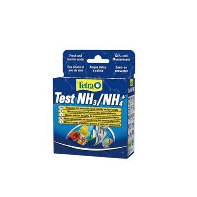 魚樂世界水族專賣店# 德國 Tetra Test NH3/NH4 阿摩尼亞含量測試劑(NH3/NH4)