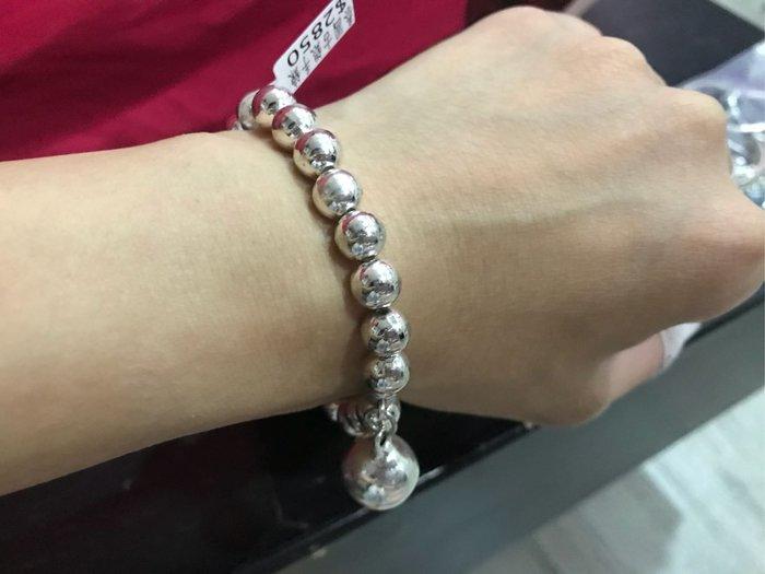 泰國古銀手鍊