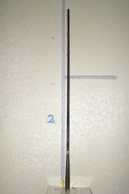 采潔日本二手外匯釣具 日本16尺 ADVANCE水波硬調NFT 16 《筏竿.路亞竿.船竿 前打竿》二手釣具 釣竿S2