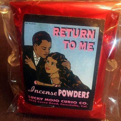 ⭐️Victoria 神秘塔羅館⭐️回到我身邊魔法粉 Return to me powders 和好 挽回感情 MOJO