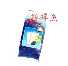 ~新鮮魚水族館~實體店面 中國 RESUN日生 瀑布式 內置過濾器 CX-400 替換棉卡 專用濾棉/兩片入