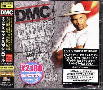 K - DMC - Checks Thugs and Rock'n Roll - 日版 +1BONUS - NEW