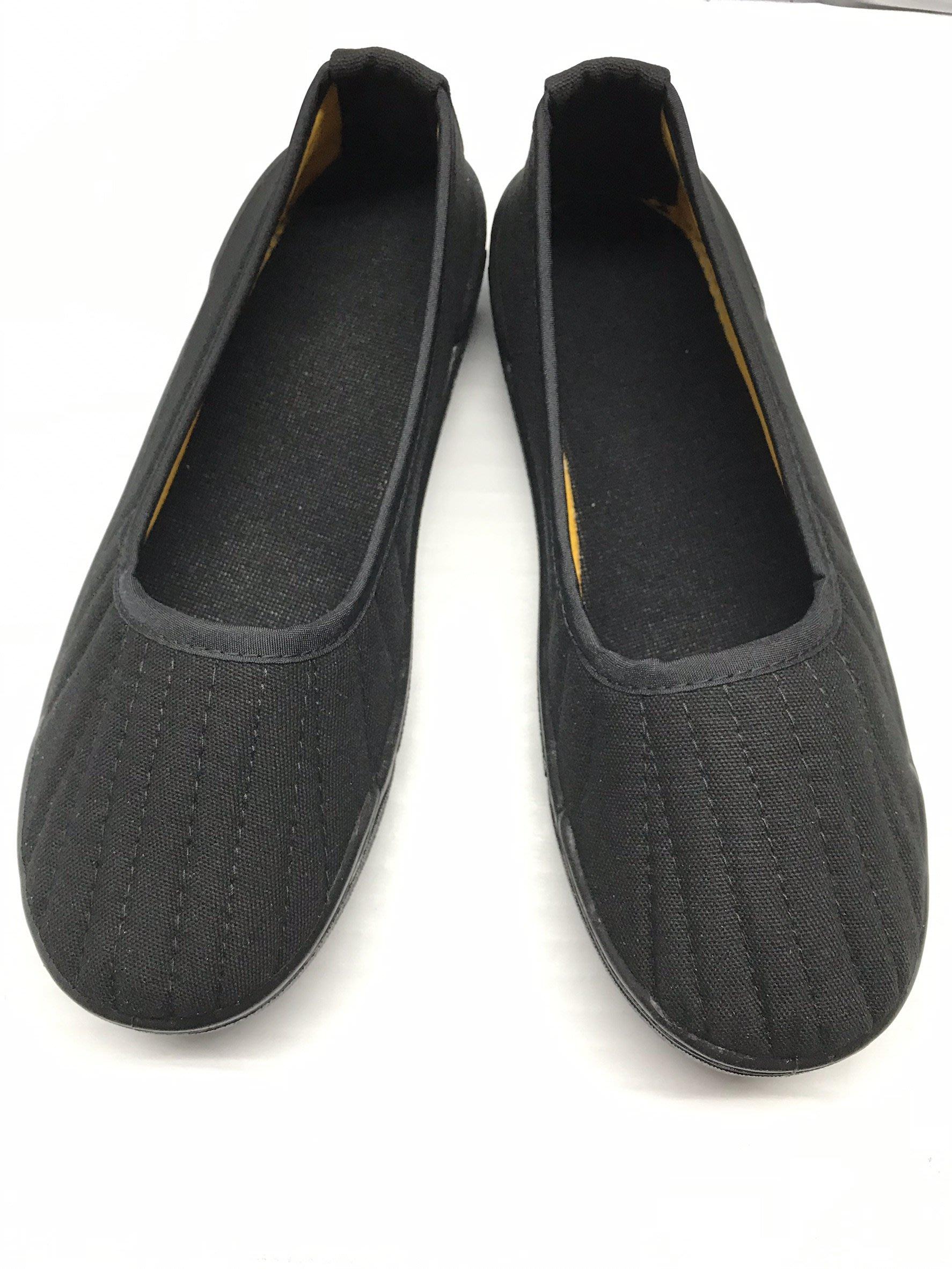 【便宜GO鞋城】朝山鞋/功夫鞋/武術鞋/黑布鞋/廟會進香/蓮花鞋《373》