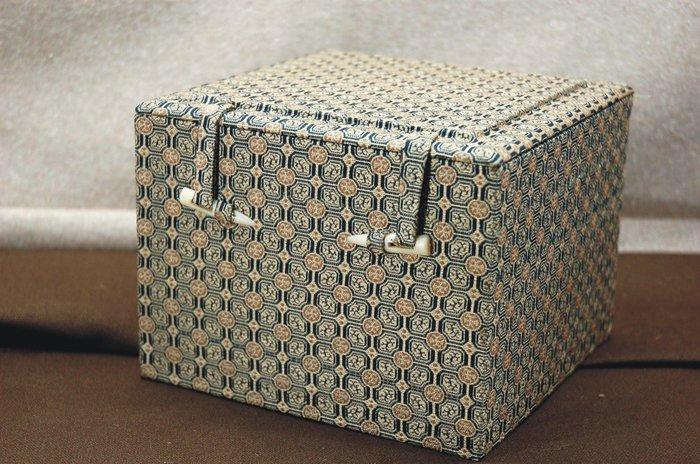 《茶壺茗壺收藏盒》壺容 錦盒 禮品包裝盒【聚寶堂】大款