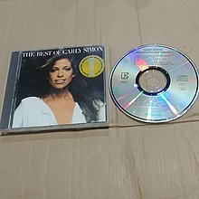 THE BEST OF CARLY SIMON CD 90新以上 5