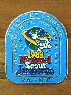 世界童子軍露營1989 National Scout Jamboree