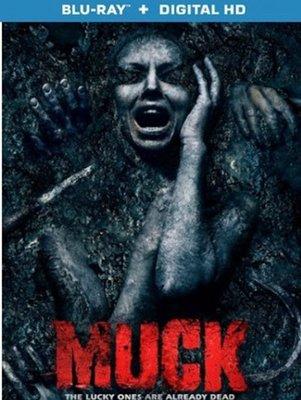 【藍光電影】污物 Muck (2015) 講述瞭一些恐怖可怕的生物侵蝕瞭人類,讓美女一個個相繼死亡的可怕故事. 73-051