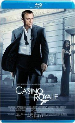 【藍光影片】007首部曲:皇家夜總會 / 007係列:皇家賭場 2012
