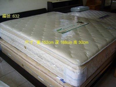 蜂巢式獨立筒床墊(台北地區免運費)