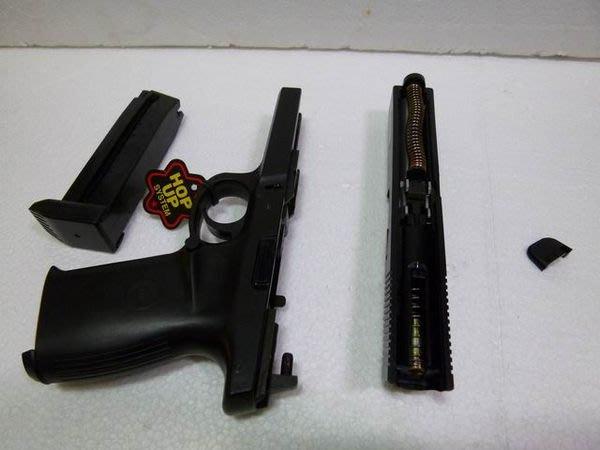 空氣槍 台灣製 KWC KA-27H+0.2g BB彈(2000發)