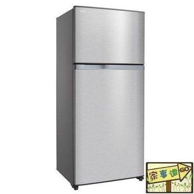 [家事達]TOSHIBA 東芝 (GR-W66TDZ) 608L雙門變頻抗菌冰箱 特價---台中可自取