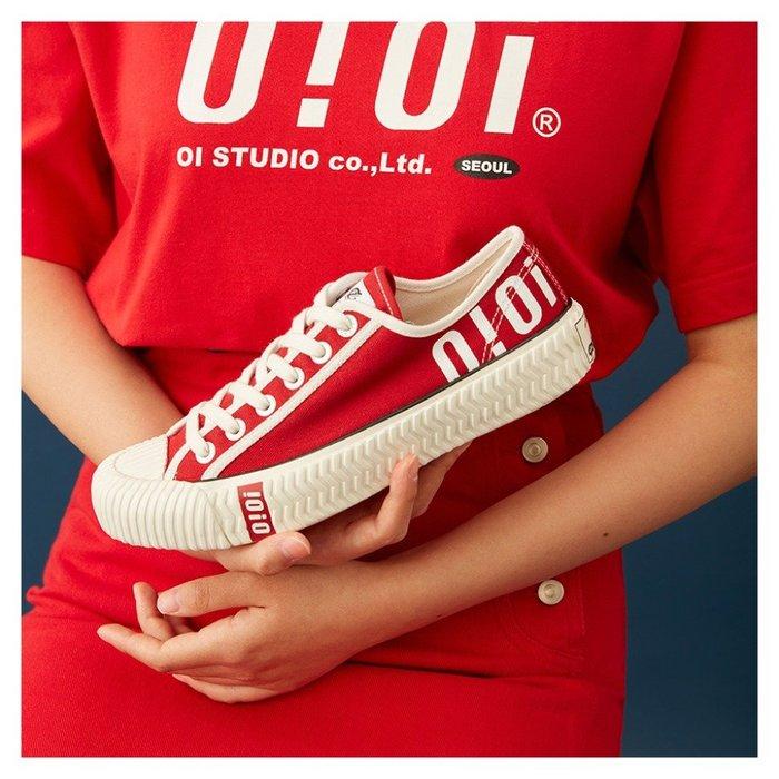 【Luxury】Excelsior x OiOi 限量聯名 餅乾鞋 韓國 2020 SS 懶人鞋 帆布鞋 mule