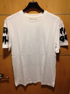 BEEN TRILL x HOOD BY AIR Irie Trill Vibes Tee