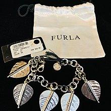 全新 2折 Furla necklace 手鏈