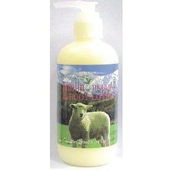 紐西蘭Timaru Lanlin BODY LOTION堤瑪露羊脂潤膚乳液(綿羊乳.250ml)