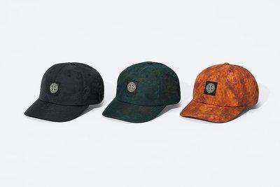 【MASS】SUPREME X STONE ISLAND 老帽