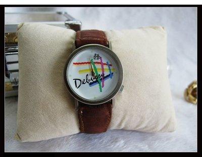 二手舖~ NO.44 高級時尚女用錶 優惠價1支只賣200元 庫存全新品