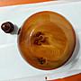 【九龍藝品】肖楠釘子瘤聚寶盆 ~ 寬約14cm,閃花.重油.鋼琴烤漆(14)