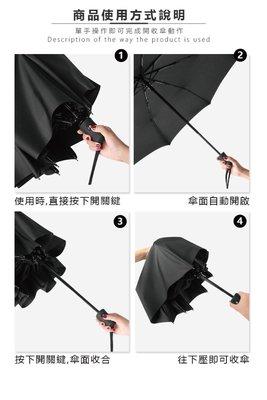 【安全專家】傘霸 可折疊輕巧型  全自動 三折傘