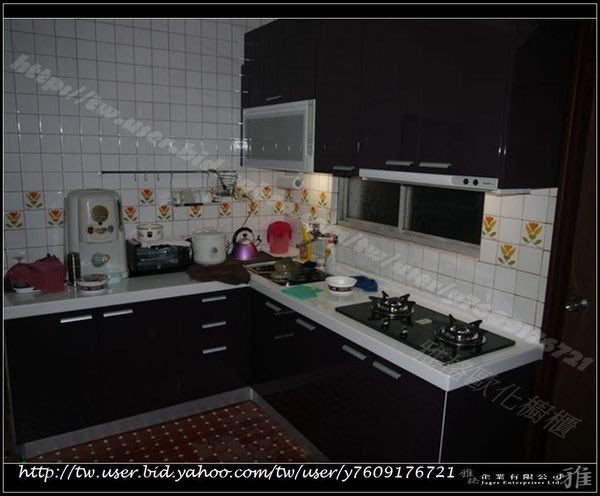 【雅格櫥櫃】工廠直營~L型廚櫃、流理台 系統櫃 櫻花 拉藍 手工槽 T5燈管 燈擋 39000起