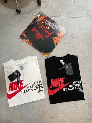 Nike x Stussy 聯名T恤