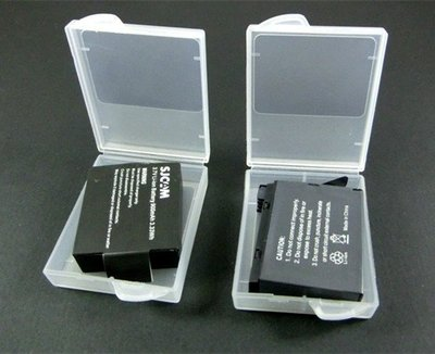 J032 電池盒 電池收納盒 鋰電池 保護盒 防潮 防塵 SJ4000 小蟻 GOPRO