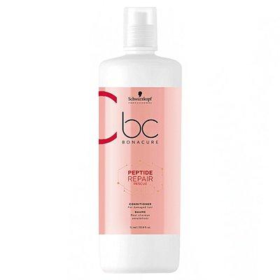 【美妝行】Schwarzkopf 施華蔻 BC 極緻修護胜肽潤澤髮霜 1000ML 受損髮質適用