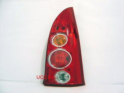 【UCC車趴】MAZDA 馬自達 PREMACY 2.0 專用 原廠型 晶鑽尾燈  一邊1500