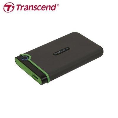 [保固公司貨]  創見 StoreJet USB3.0 2.5吋 行動硬碟 2TB (TS-25M3-2TB)