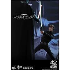 全新未開盒 Hottoys Hot Toys Star Wars Return of the Jedi  Luke Skywalker MMS429