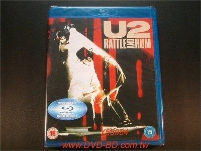 [藍光BD] - U2合唱團 神采飛揚 全美巡迴演唱 U2 Rattle and Hum