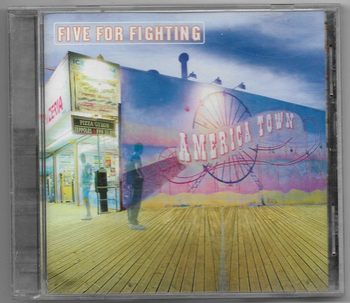 FIVE FOR FIGHTING / 二手