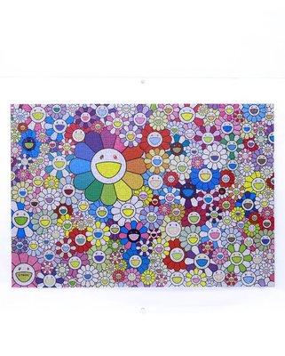 【日貨代購CITY】2020SS ZINGARO Flower Jigsaw Puzzle 村上隆 太陽花 拼圖 現貨
