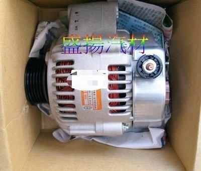盛揚 豐田 CAMRY 2.2 1993-2001 EXSIOR 2.0 PREMIO 2.0 發電機 80A 日本全新