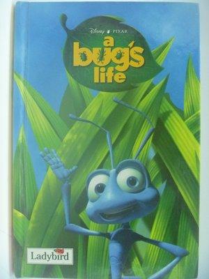 【月界二手書店】A Bug's Life-蟲蟲危機(精裝)_Disney_迪士尼_Ladybird 〖少年童書〗CDA