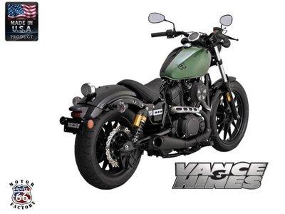 《美式工廠》美國 VANCE HINES 排氣管 V&H 48533 YAMAHA BOLT XV950 R-Spec