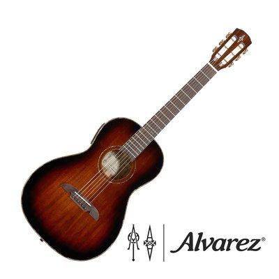 美日合作 Alvarez Yairi AP66ESHB 38吋 Parlor 旅行吉他 小吉他 民謠吉他【他,在旅行】
