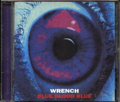 K - WRENCH - Blue Blood Blue - 日版