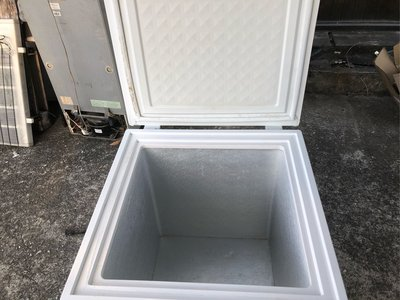 已賣完了***高雄屏東萬丹電器醫生 中古二手上掀式冷凍櫃 自取價 3500