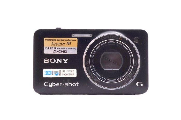 【台中青蘋果】Sony Cyber-shot DSC-WX5 二手 1220萬畫素 數位相機 #23842